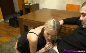 Deutsche Blondine liebt Hardcore Sex